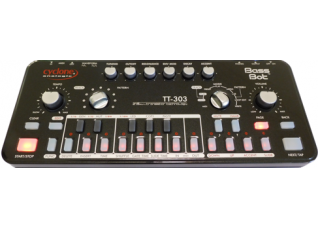B.Stock Bass Bot TT-303 Space Black Ltd