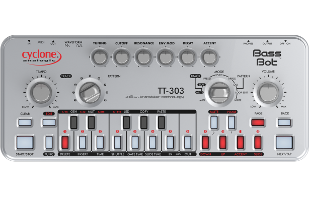 B.Stock Bass Bot TT-303 V2