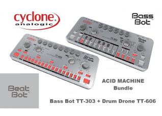 Bundle TT-303 + TT-606